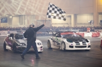 Qualifikation Gymkhana Drift Cup